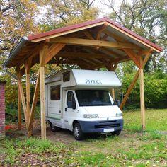 Die 8 Besten Bilder Zu Carport Carport Carport Holz Doppelcarport
