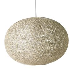 Wilko String Oval Ball Pendant Shade at wilko.com