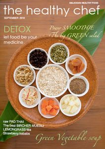 Magazine : The Healthy Chef – Teresa Cutter. Online mag