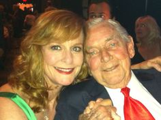"""From Mary McDonough I am devastated to announce the loss of my precious """"papa"""" Walton, Ralph Waite. I loved him so much; I know he was so special to all of us. He was like a real father to me. Please keep his family in your prayers. Goodnight Daddy. I love you."""