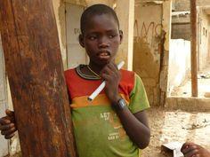 Viaja con Senegal Dreams y ayudalos!