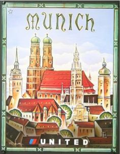 Munich - United Air Lines