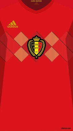 Belguim 18-19 kit home