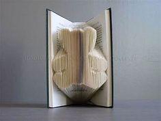 How to Fold a Book into a Word - The original tuto