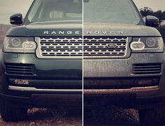 Duplicity. The 2013 #RangeRover - beautiful on-road and off.