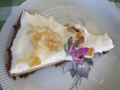 Butternut cheesecake | InspiredNourishment.wordpress.com