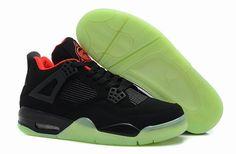 Nike Air Yeezy 2 Air Jordan IV Black