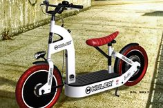 huler electric scooter