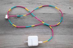 I Spy DIY: MY DIY | Color Block Cord