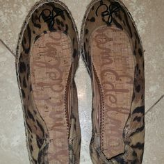 Brand new Sam Edelman  shoes Never been worn. Very comfortable  and cute. They are very cute and trendy especially  worn on a casual occasion  or to work or to brunch. Sam Edelman Shoes