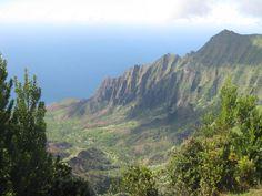 Waimea Mountain, Kauai, Hawaii Loved driving to top in a convertible!