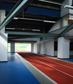 Belmore Sports Ground, Belmore - Indoor/Outdoor Running Track  Built by www.parkviewgroup.com.au