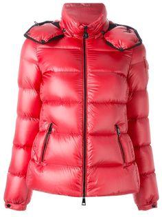 MONCLER 'Berre' Short Padded Jacket. #moncler #cloth #short down coats