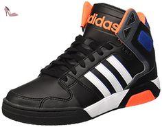 sale retailer 13ed8 cdc75 adidas BB9TIS, Chaussures de Sport Homme, Multicolore-BlancoNegroRojo  (FtwblaMaruniRojpot), 49 13 EU Amazon.fr Chaussures et Sacs