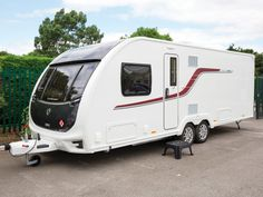 Swift Challenger 2017 - Side view Caravans, Outdoor Life, Side View, Recreational Vehicles, Swift, Touring, Outdoor Living, Camper, The Great Outdoors