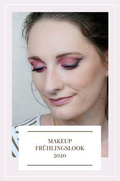 Makeup Spring Look 2020 Mascara, Eyeliner, Bh Cosmetics, Concealer, Kajal, Spring Looks, Routine, German, Tutorials