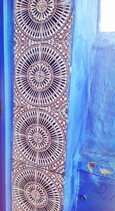 Morrocan Tile.