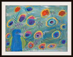 Blog by children's art teacher.