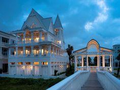 Galvestonian Vacation Rental - VRBO 3718741ha - 6 BR Galveston House in TX, Location, Location, Location!!!