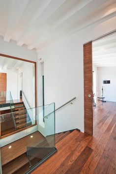 Morden Road Mews - modern - staircase - london - Luxe Interior International