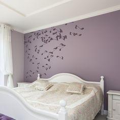 """Adesivo Murale - Mille Note.  Adesivo murale di alta qualità con pellicola opaca di facile installazione. Lo sticker si può applicare su qualsiasi superficie liscia: muro, vetro, legno e plastica.  L'adesivo murale """"Mille Note"""" è ideale per decorare la camera da letto. Adesivi Murali."""