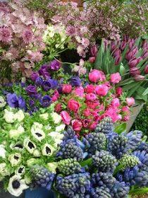 Ariel Yve Design: Friday Flowers: Spring Flowers
