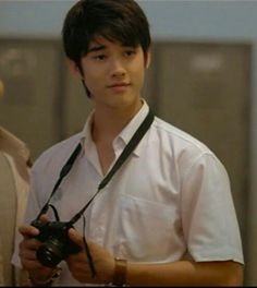 I like Mario Maurer's character as P'Shone in the movie. Might be crushing a bit like Nam hahaha