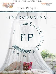 Free People Store Logo
