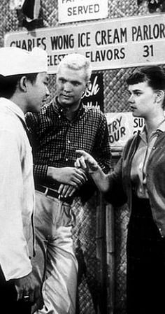 Created by Max Shulman.  With Dwayne Hickman, Bob Denver, Frank Faylen, Florida Friebus. Sensitive teenager Dobie Gillis (yes, Dobie being his real given name) exasperates his grocer father Herbert T. Gillis and is the apple of Winnie Gillis' eye, she being his mother. Dobie has an almost singular focus on the opposite sex, more often than not the object of his affection being the beautiful but money hungry Thalia Menninger, who in turn often loves Dobie but always loves money more, ...