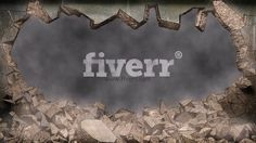 kornacher: make a great professional video with logo reveal in Wall Explode theme for $5, on fiverr.com