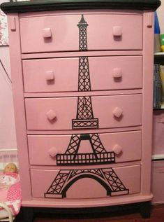 Cute Kid Bedrooms Decorating ideas - Splendid bedroom styling tips to organize a really cute and wonderful kid bedrooms ideas for girls daughters . Room decor tip created on this date 20190226 , exciting post id 9642955270 Paris Room Decor, Paris Rooms, Paris Theme, Bedroom For Girls Kids, Teen Girl Bedrooms, Girls Paris Bedroom, Room Boys, Paris Nursery, Bedroom Themes