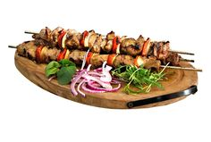 Free Image on Pixabay - Skewer, Kebab, Barbecue, Food Veal Meat, Veal Stew, Summer Recipes, New Recipes, Tahini, Red Onion Recipes, Fermented Cabbage, Shish Kebab, Roasted Onions