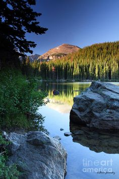 ✯ Bear Lake - Rocky Mountain National Park