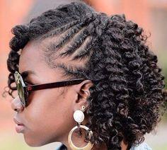 Conheça os 20 mais lindos #penteadosparacabeloscurtosecrespos e passe la no nosso site para aprender a fazer! http://salaovirtual.org/penteado-cabelo-curto-crespo/ #penteadoparacabelocurto #salaovirtual