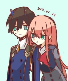 Aww I love it x Anime Girl Neko, Chica Anime Manga, Otaku Anime, Manga Girl, Anime Art Girl, Kawaii Anime, Querida No Franxx, Roblox Guy, Chibi