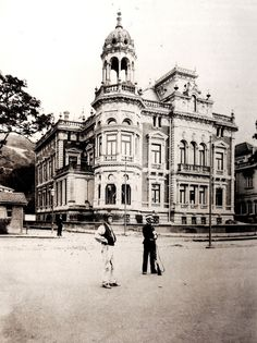 Palacio Olabarri, Campo Volantin 1894-97 Julián de Zubizarreta