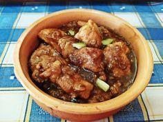 Χοιρινη τηγανια Beef, Food, Meat, Essen, Meals, Yemek, Eten, Steak