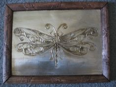 Murells inlet Butterfly. $50.00, via Etsy.