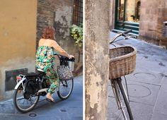 Rowery to ulubiony środek lokomocji Włochów.