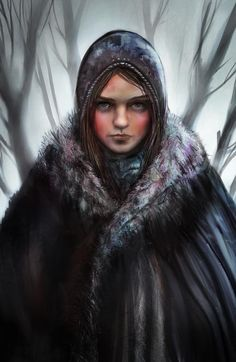 Arya Stark by jordan saia