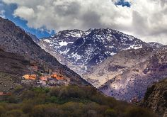 Tucked into the peaks of Toubkal National Park, named for North Africa's highest summit, a crop of modern guesthouses has transformed Imlil, Morocco into a comfortable retreat for day hikers. (Article)