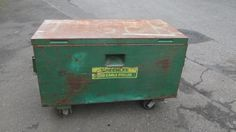 Greenlee cable puller Box Snohomish WA Used #Greenlee