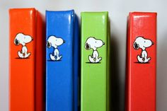 Snoopy caminhando para o foco by Honey Pie!, via Flickr