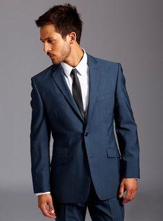 Lambretta Blue Tonic Suit