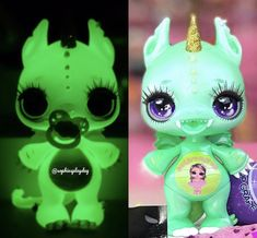 Poopsie La Licorne Magique Chloeys Pins Toys For