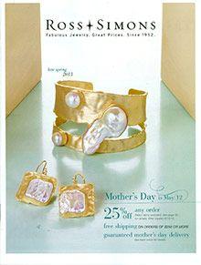 Ross-Simons: Designer pearl jewelry, gemstone and fashion jewelry from Ross-Simons jewelry catalog  #SizzlingSummerBling @catalogs