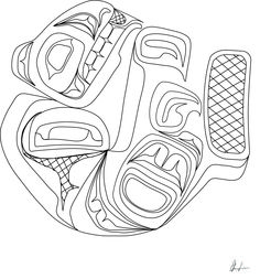 first nations coloring pages - photo#30