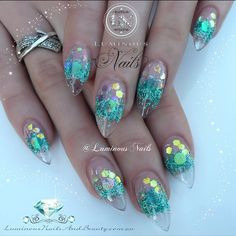 Mermaid Nails