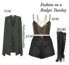 """""""Untitled #1451"""" by stylesbynickey ❤ liked on Polyvore featuring Lavish Alice, Topshop and Bee Charming"""