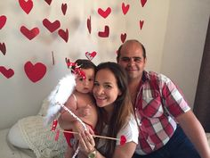 Cupido festejo 11 meses Tadeo